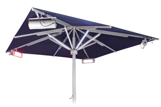 parasol Big Ben - Caravita