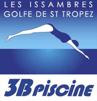 Logo 3B PIscine Les Issambres