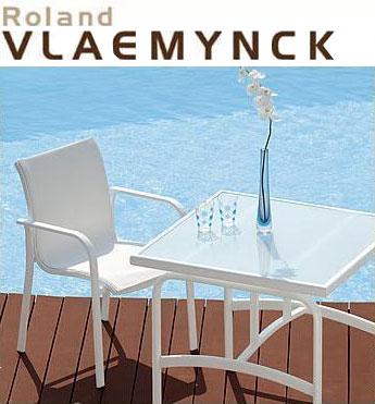 vlaemynck - mobilier outdoor - chez Confort Jardin - Les Issambres