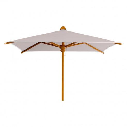 Parasol KOTO 2m x 2m - mât en bois...