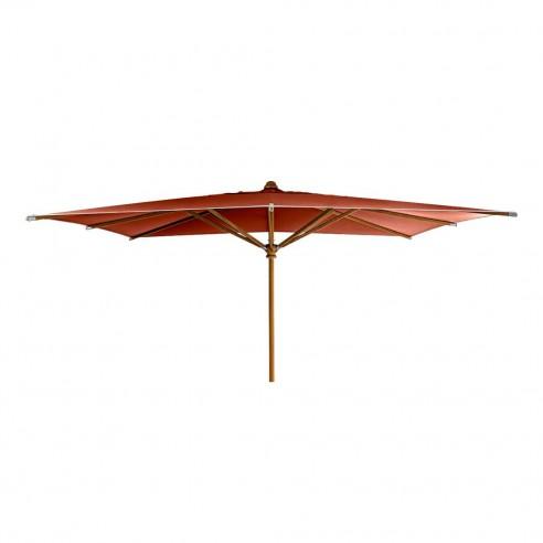 Parasol KOTO 400 x 300 cm - mât en...
