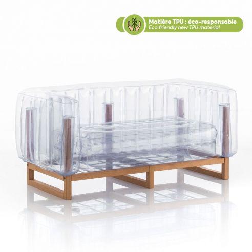 Canapé YOMI Wood EKO Crystal - MOJOW