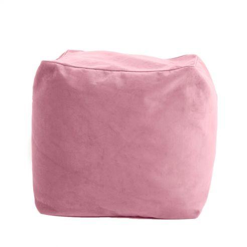 Pablo Velvet - pouf cube - JUMBOBAG
