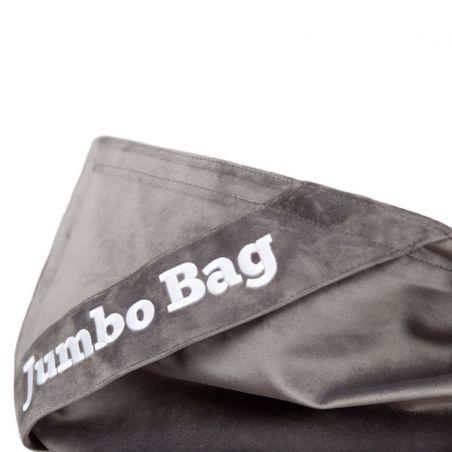 Jumbo Velvet - coussin géant - JUMBOBAG