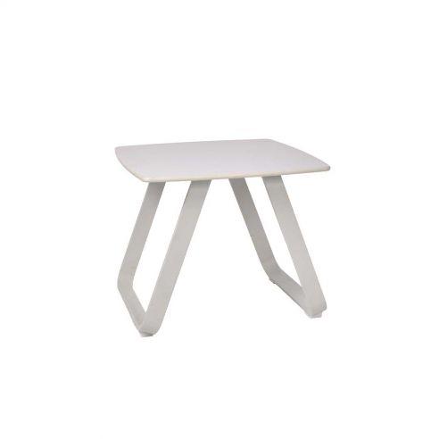Table basse 45 x 45 cm Marieta - blanc - VLAEMYNCK