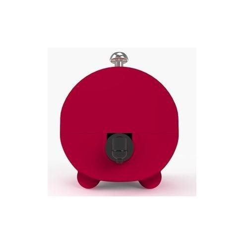 Cache cubi 3 L, coloris Rouge soft mat LaBoul®