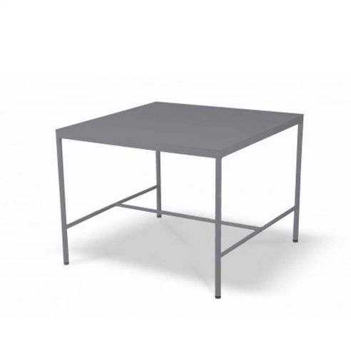 Table mi-hauteur Rivage - basalte - Vlaemynck