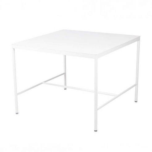 Table mi-hauteur Rivage - blanc coton - Vlaemynck
