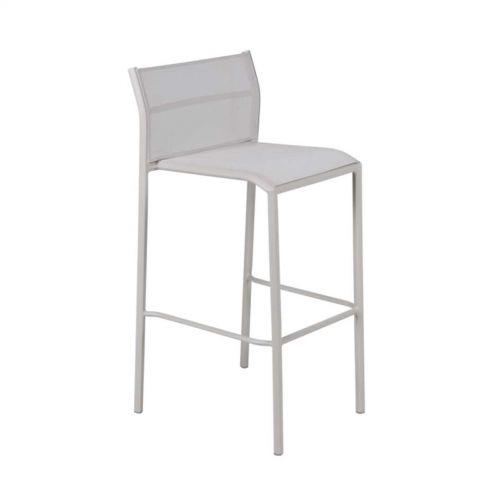 Chaise de bar - CADIZ - Batyline® : STEREO - FERMOB
