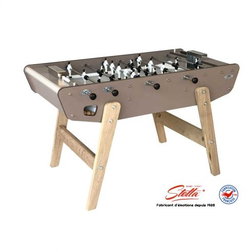 Baby Foot d'extérieur - STELLA HOME OUTDOOR - taupe