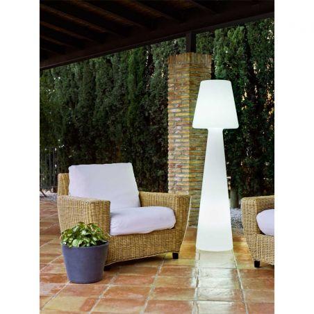 Lampe d'extérieur sur pied - LOLA - 165 cm - NEW GARDEN