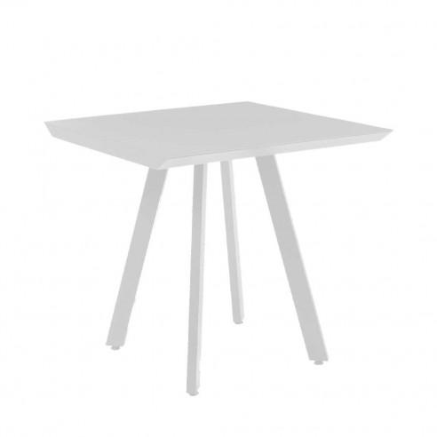 Table repas 4 personnes 80 x 80 cm...