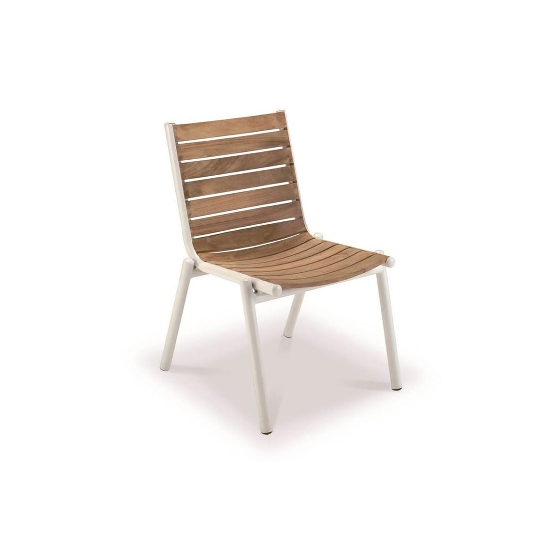 chaise en teck pilotis vlaemynck roland vlaemynck confort jardin. Black Bedroom Furniture Sets. Home Design Ideas