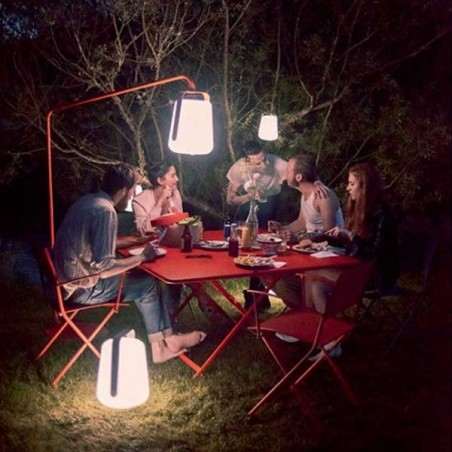 Lampe sans fil petit modèle - BALAD - FERMOB - Confort Jardin - Les Issambres