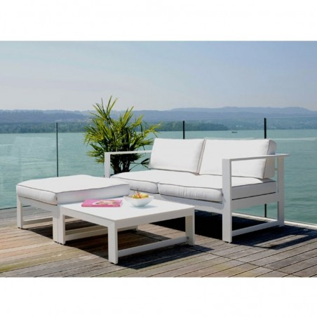 Ensemble de salon de jardin Summer Lounge - Rausch