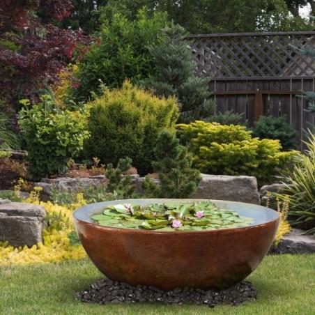 Fontaine d 39 ext rieur calice bassin de jardin de chez Accessoires pour bassin de jardin