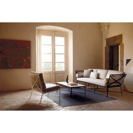 Canapé 3 places - 1950 Triconfort - Confort Jardin - Les Issambres