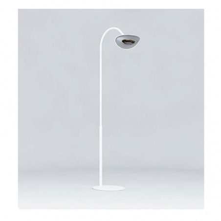 Lampe Chauffante Infrarouge Hotdoor - lampadaire simple tige longue