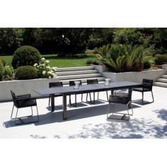Table Landscape extensible, Kettal  - Confort Jardin - Les Issambres