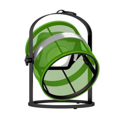 La Lampe PETITE - noire - Lampe solaire Maiori - Confort Jardin - Issambres