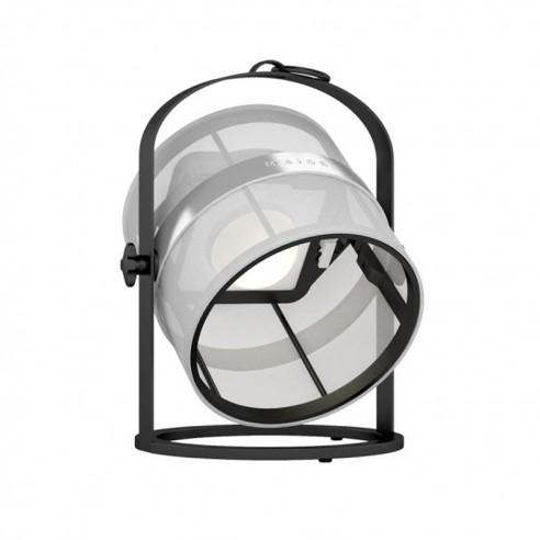 La Lampe PETITE - noire - Lampe solaire Maiori