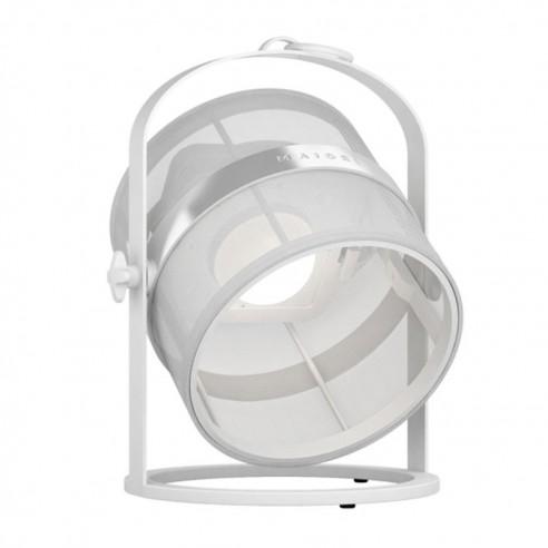 La Lampe PETITE - blanche - Lampe solaire Maiori