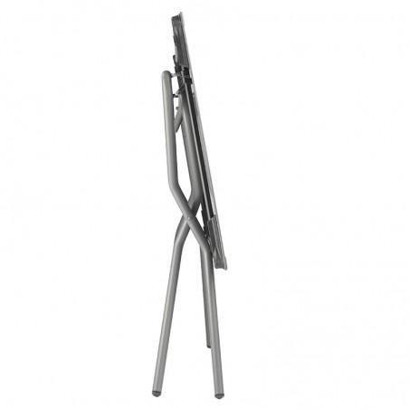 ANYTIME - table pliante rectangulaire 68 x 110 cm - LAFUMA - Confort Jardin - Issambres - © Pierrick Verny