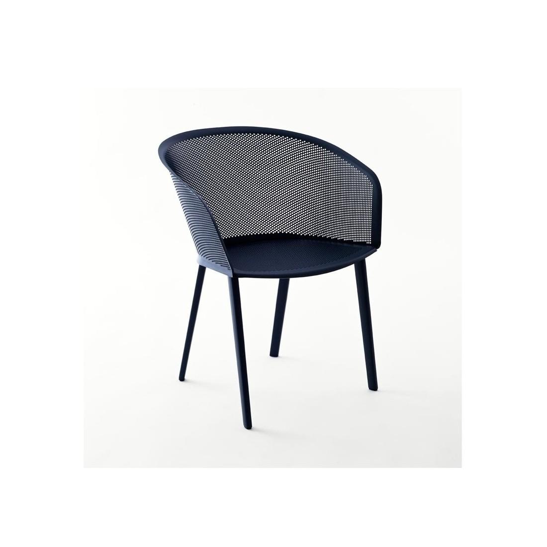 chaise de jardin avec accoudoirs stampa kettal kettal confort jardin couleur kettal craie. Black Bedroom Furniture Sets. Home Design Ideas