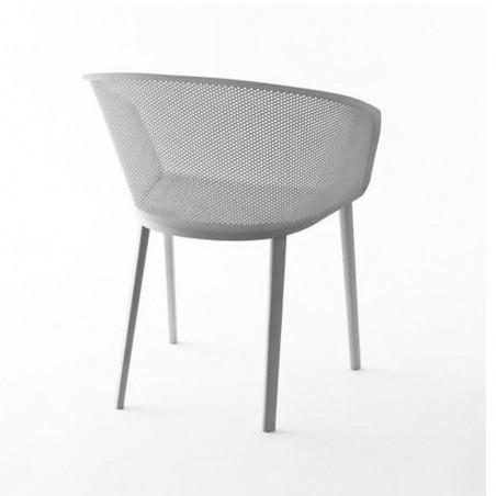 Chaise de jardin avec accoudoirs STAMPA - KETTAL