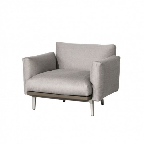 Fauteuil club BOMA - KETTAL