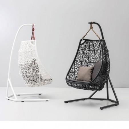Balançoire Egg MAIA - KETTAL - Confort Jardin - Les Issambres