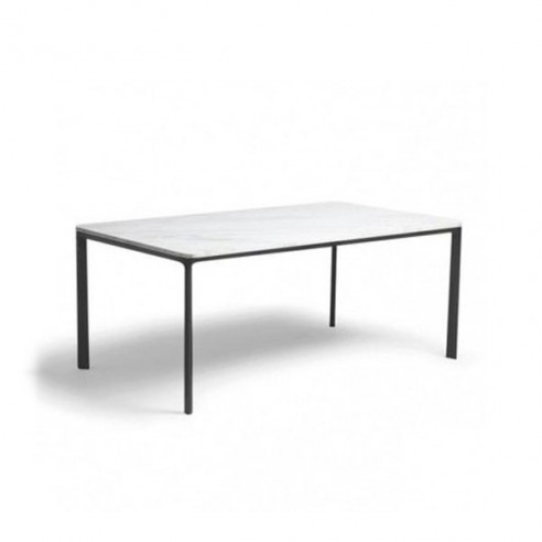 Table repas 6 pers. 160x94 cm PARK LIFE - KETTAL