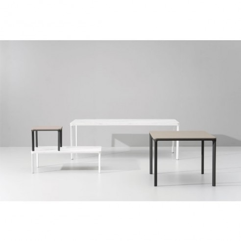 Table repas 8 pers. 220x94 cm PARK LIFE - KETTAL