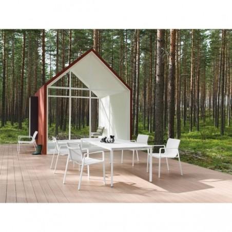 Table repas 8 pers. 220x94 cm PARK LIFE - KETTAL - Confort Jardin - Les Issambres