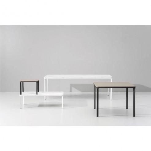 Table X Park Cm Confort 120 Carrée Kettal Basse Life trsQChd