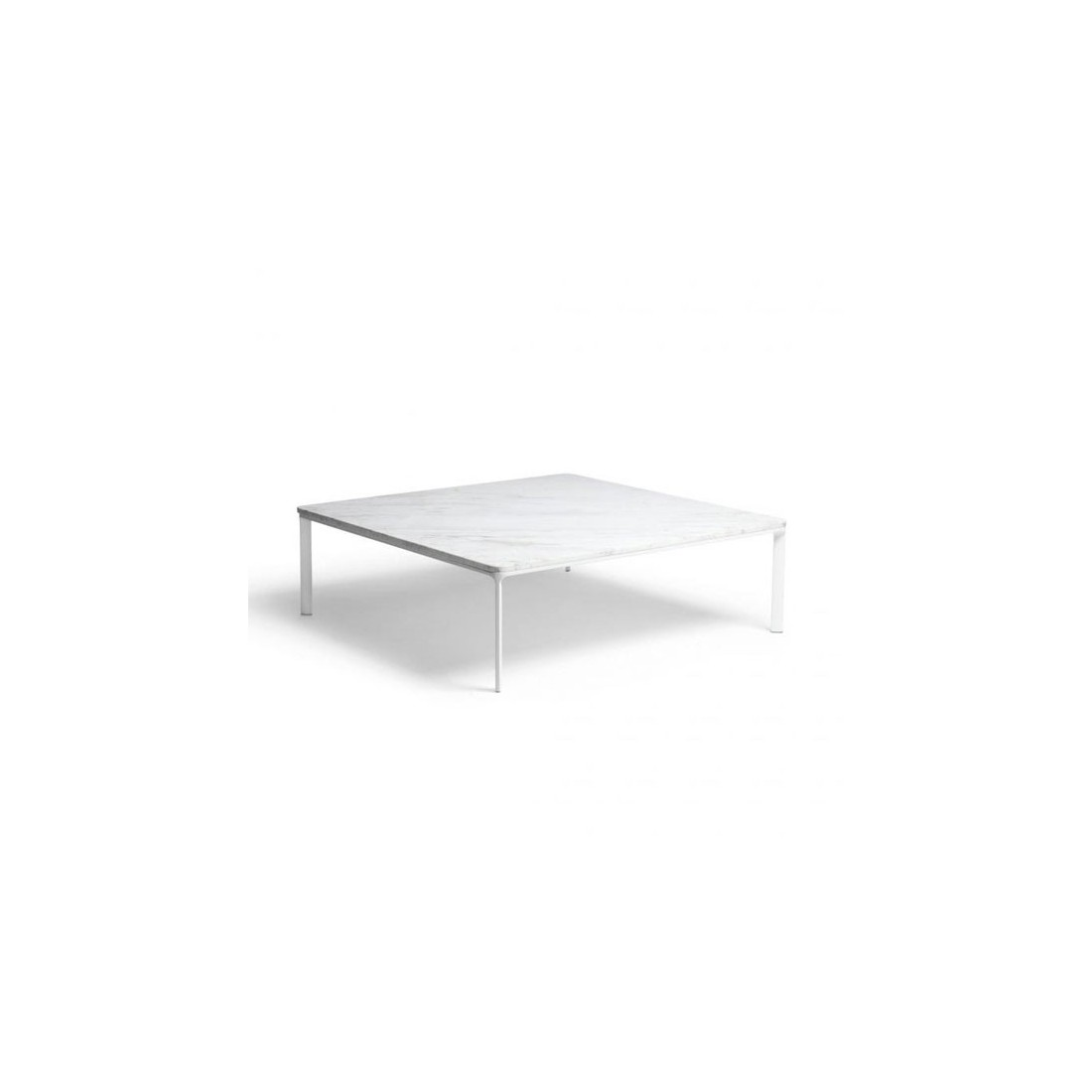 Table basse carr e 120 x 120 cm park life kettal kettal for Table carree 120 cm