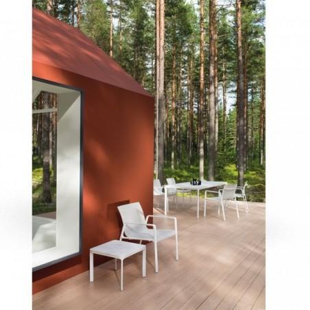 Table d'appoint carrée 50 x 50 cm  PARK LIFE - KETTAL - Confort Jardin - Les Issambres