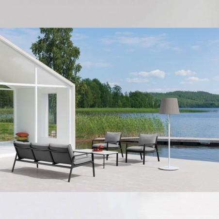 Canapé 3 places PARK LIFE - KETTAL  - Confort Jardin - Les Issambres