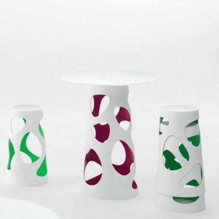 Table LIBERTY XL, plateau en verre trempé  - MYYOUR - Confort Jardin