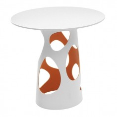 Table LIBERTY L, plateau en HPL blanc - MYYOUR