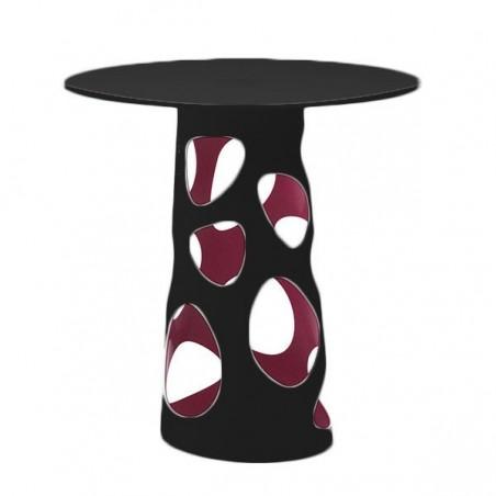 Table LIBERTY XL, plateau en HPL noir - MYYOUR - Confort Jardin