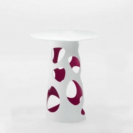 Table LIBERTY XL, plateau en verre trempé  - MYYOUR
