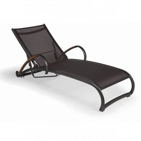 Bain de soleil empilable Rivage, Triconfort  - Confort Jardin - Les Issambres