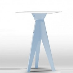 Table Haute OXFORD Plateau Carré - MYYOUR
