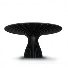 Table familiale ronde ALICE - AUCOUTURIER - Confort Jardin
