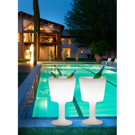 Seau à champagne Light Drink OUTDOOR Slide