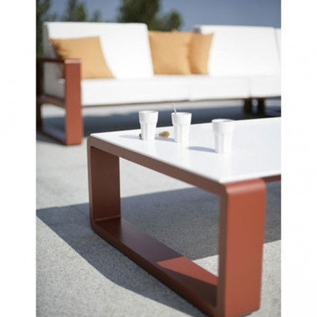 Table basse KAMA  - EGO - Confort Jardin