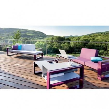 Table modulable DUO KAMA  - EGO - Confort Jardin