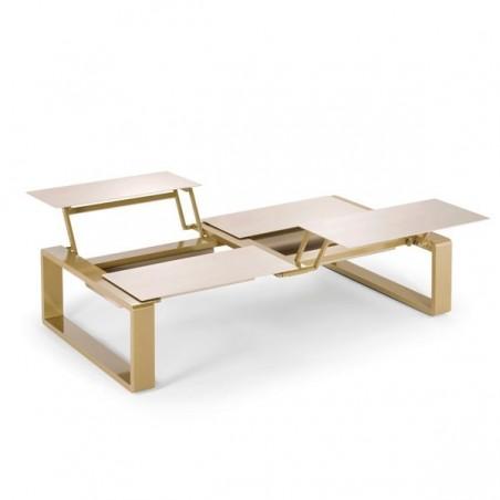 Table modulable QUATTRO KAMA  - EGO - Confort Jardin