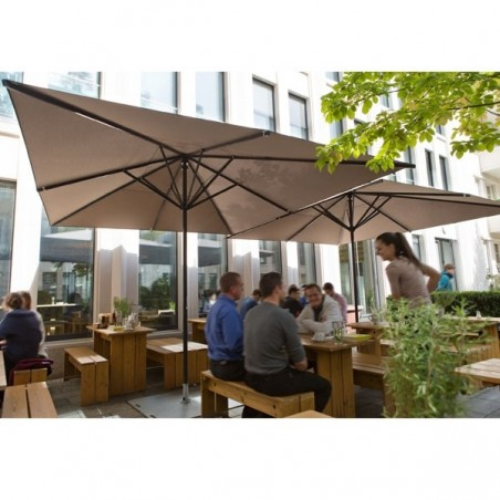 Parasol portable Samara  - CARAVITA - Confort Jardin - Les Issambres